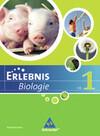 Erlebnis Biologie. Schülerband 1. Ausgabe 2007. Hauptschule Niedersachsen