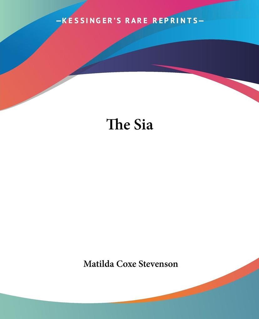 The Sia als Taschenbuch