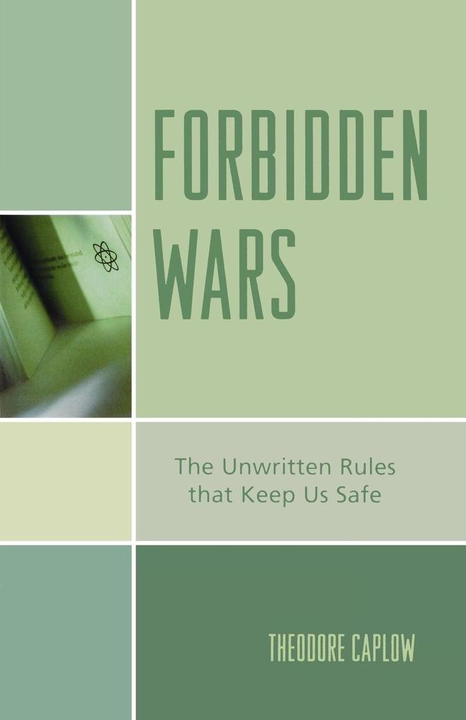 Forbidden Wars als Taschenbuch