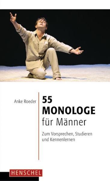 55 Monologe für Männer als Buch