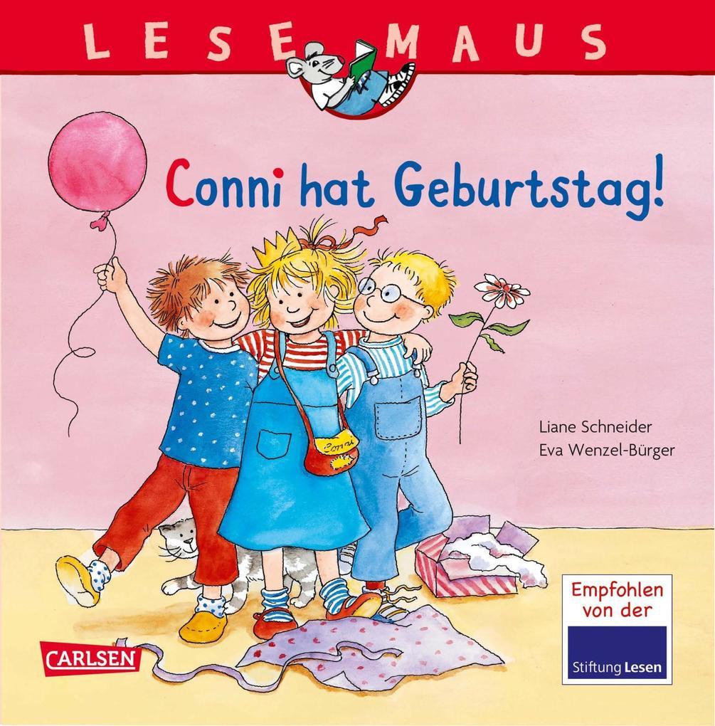 Conni hat Geburtstag! als Buch (kartoniert)