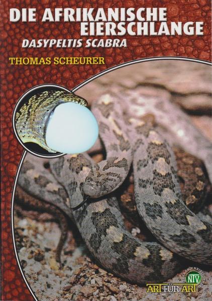 Die afrikanische Eierschlange als Buch (kartoniert)