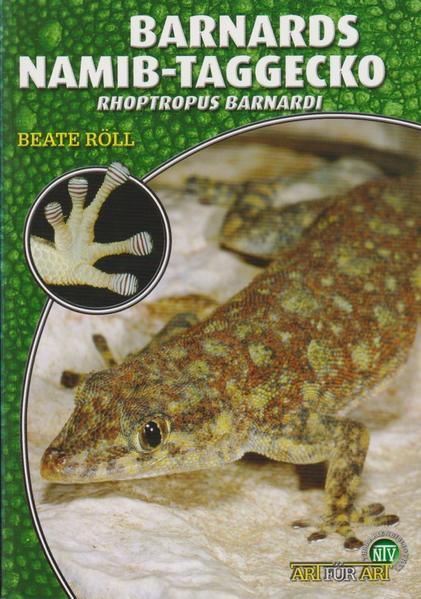 Barnards Namib-Taggecko als Buch (kartoniert)
