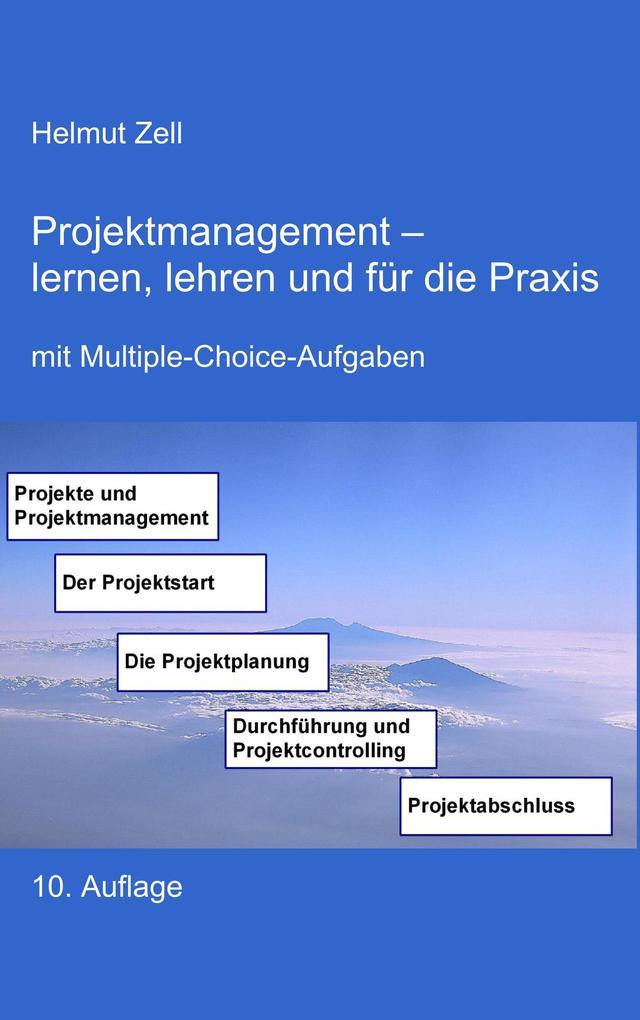 Projektmanagement als Buch (kartoniert)