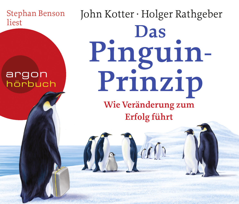 Das Pinguin-Prinzip als Hörbuch CD