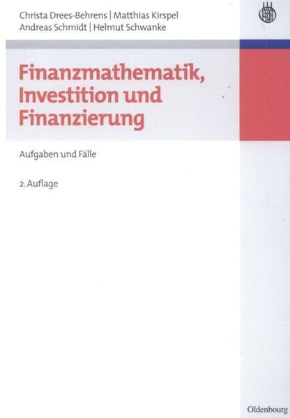 Finanzmathematik, Investition und Finanzierung als Buch (gebunden)