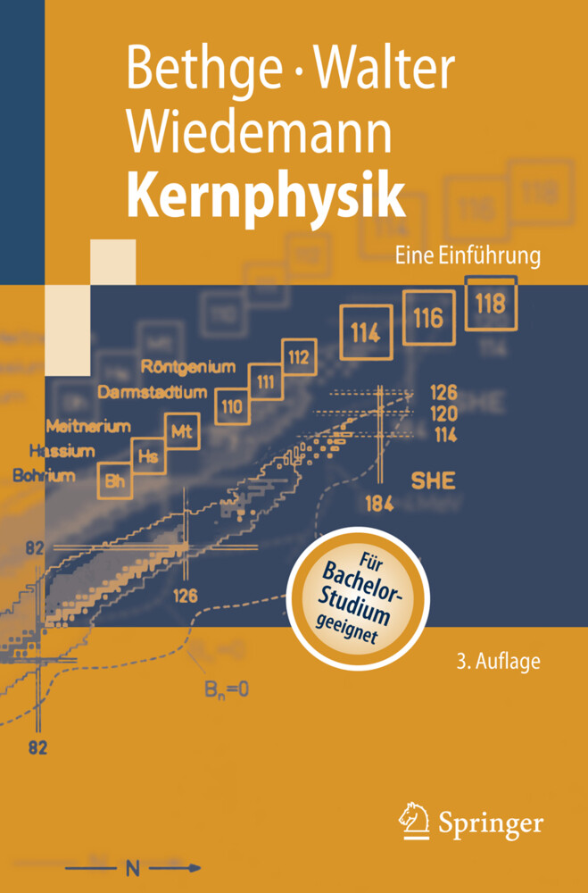 Kernphysik als Buch (kartoniert)