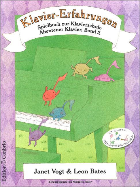Klavier-Erfahrungen - Spielbuch zur Schule 2 als Taschenbuch