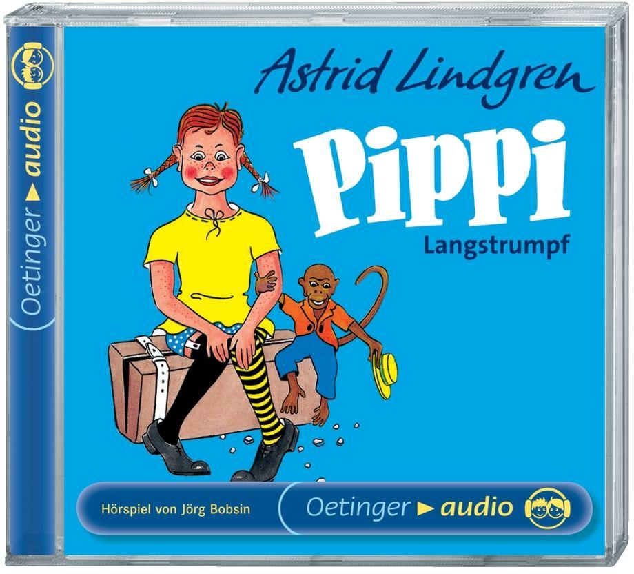 Pippi Langstrumpf (Hörspiel) als Hörbuch CD