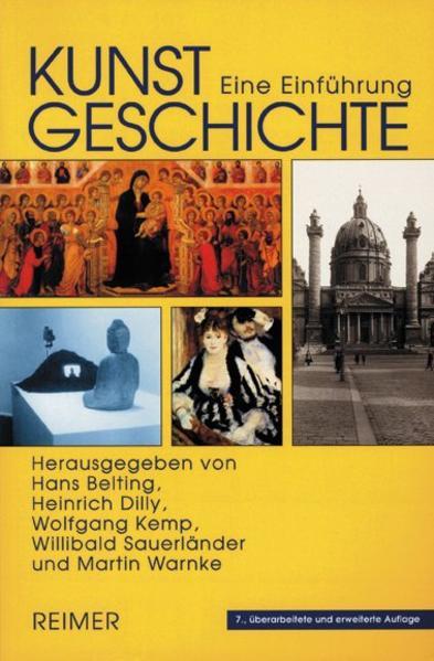 Kunstgeschichte als Buch (kartoniert)