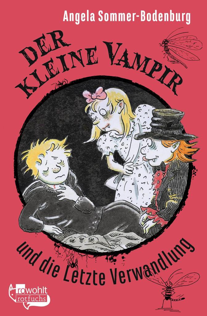 Der Kleine Vampir und die letzte Verwandlung als Taschenbuch