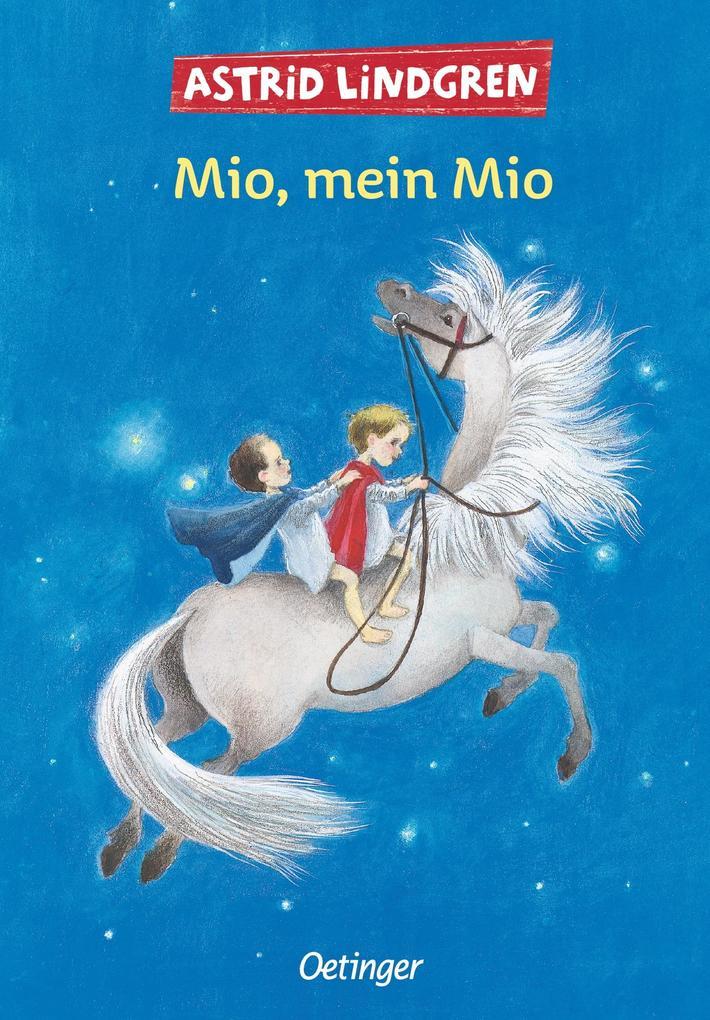 Mio, mein Mio als Buch (gebunden)