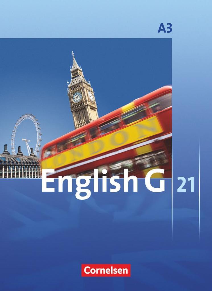English G 21. Ausgabe A 3. Schülerbuch als Buch (kartoniert)