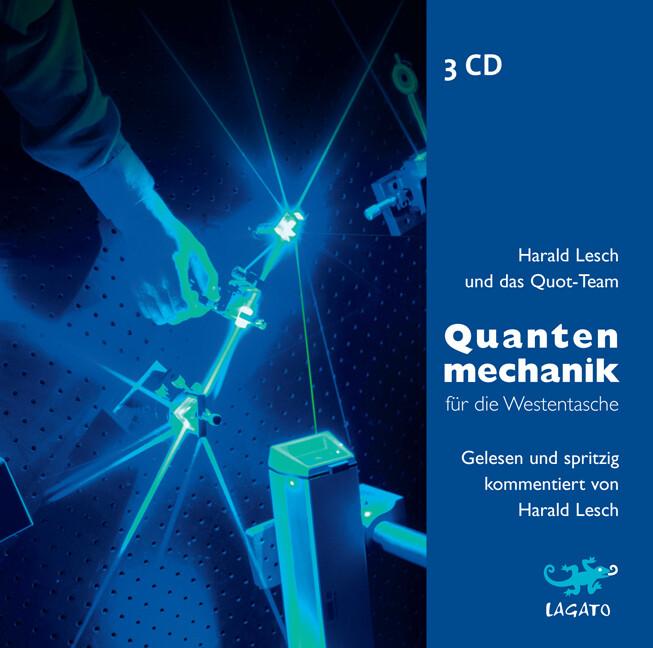 Quantenmechanik für die Westentasche als Hörbuch