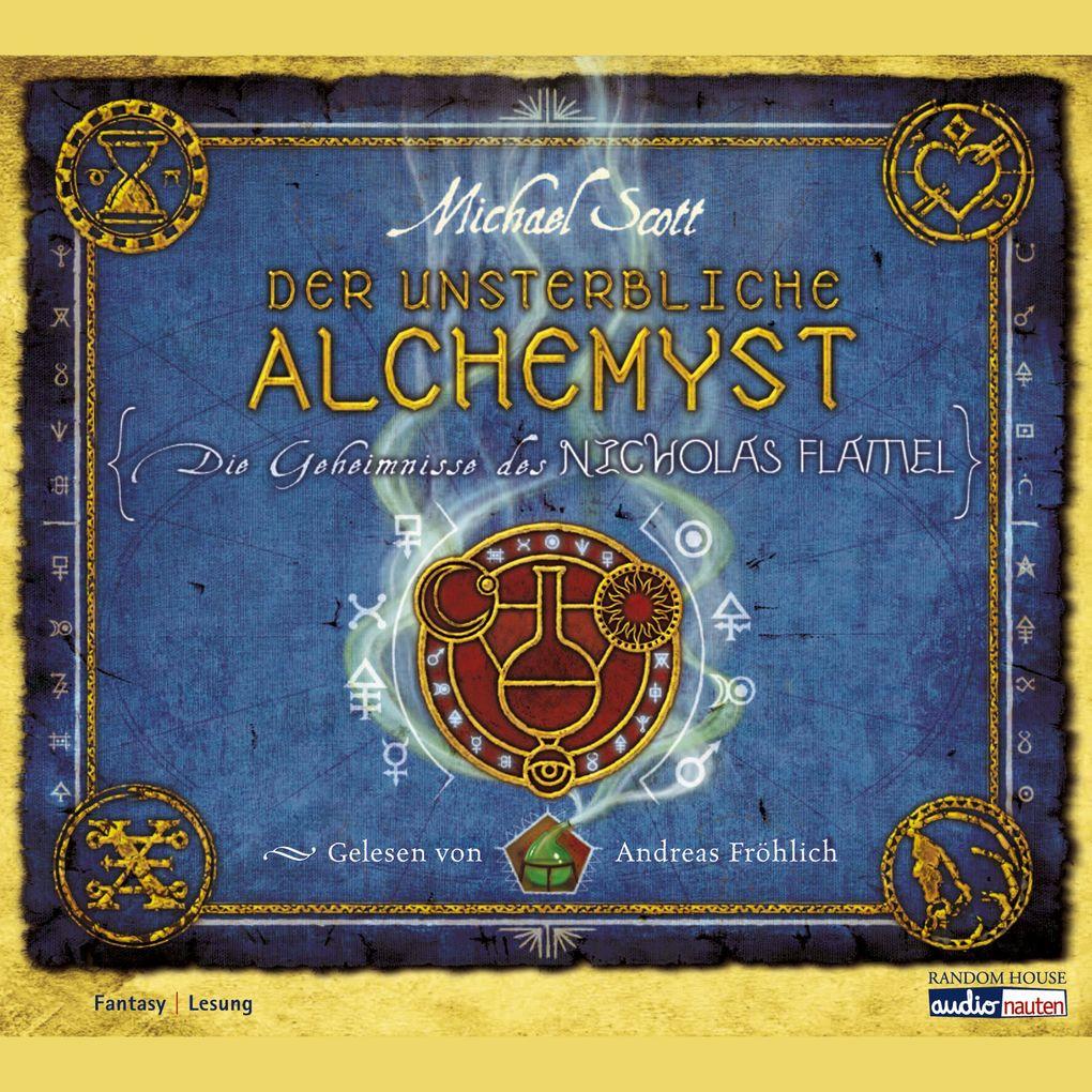 Der Unsterbliche Alchemyst
