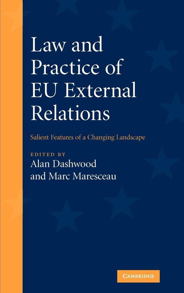 Law and Practice of EU External Relations als Buch (gebunden)