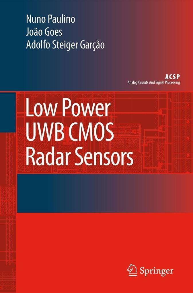 Low Power Uwb CMOS Radar Sensors als Buch (gebunden)