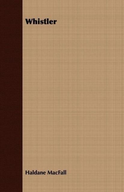 Whistler als Taschenbuch
