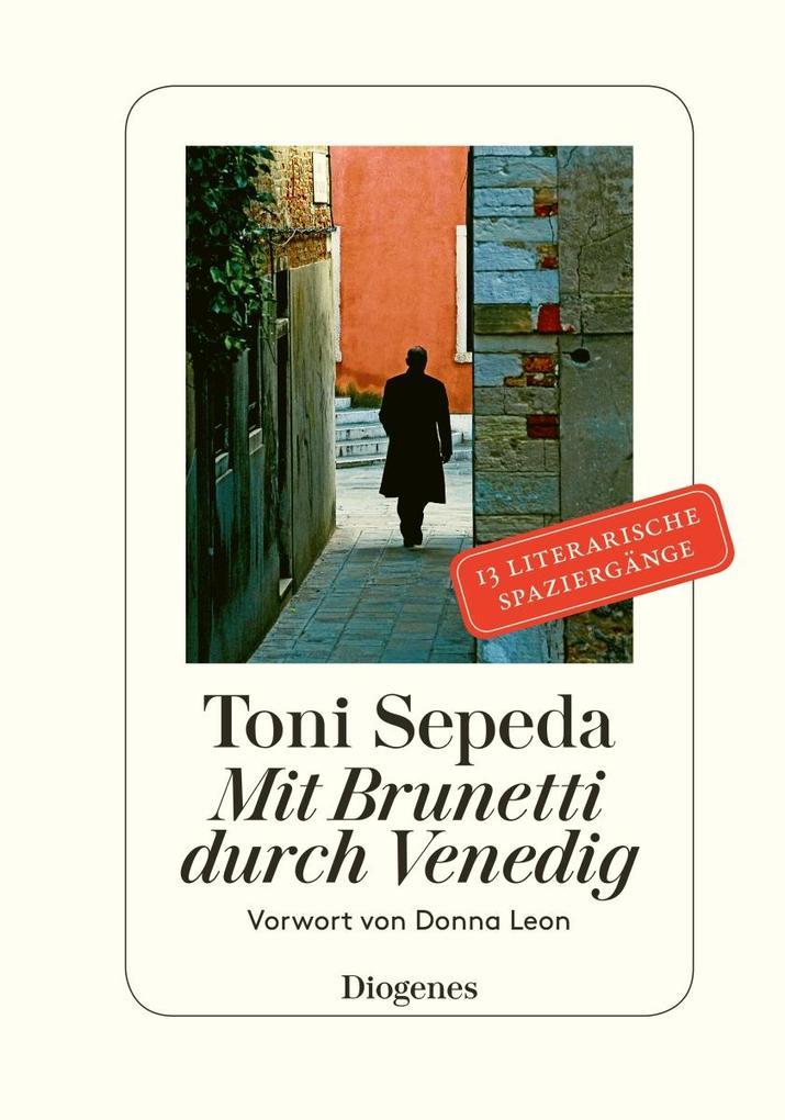 Mit Brunetti durch Venedig als Buch (kartoniert)