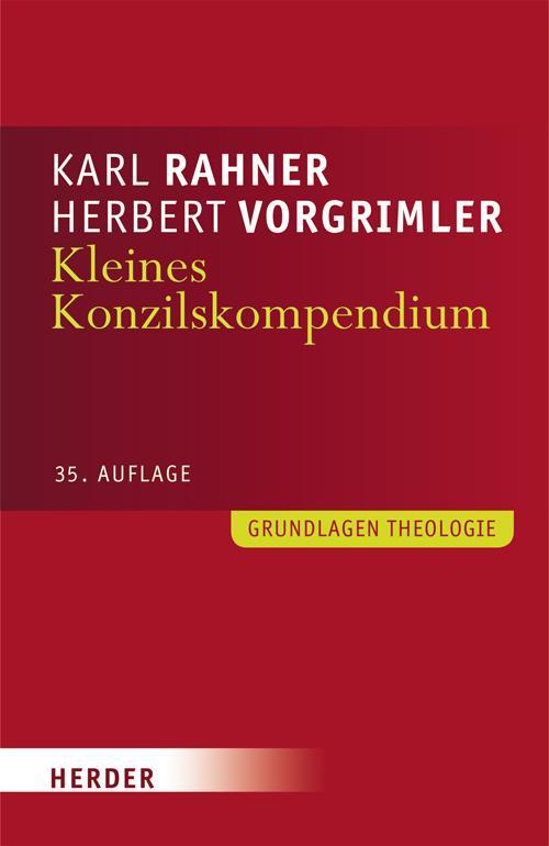 Kleines Konzilskompendium als Buch (kartoniert)