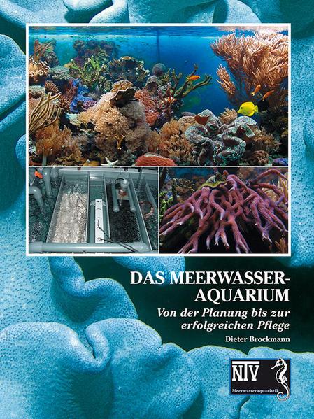 Das Meerwasseraquarium als Buch (gebunden)