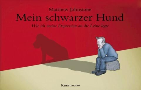 Mein schwarzer Hund als Buch (gebunden)