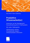 Produktive Wissensarbeit(er)