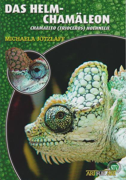 Das Helmchamäleon - Chamaeleo Hoehnelii als Buch (kartoniert)