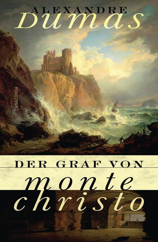 Der Graf von Monte Christo als Buch