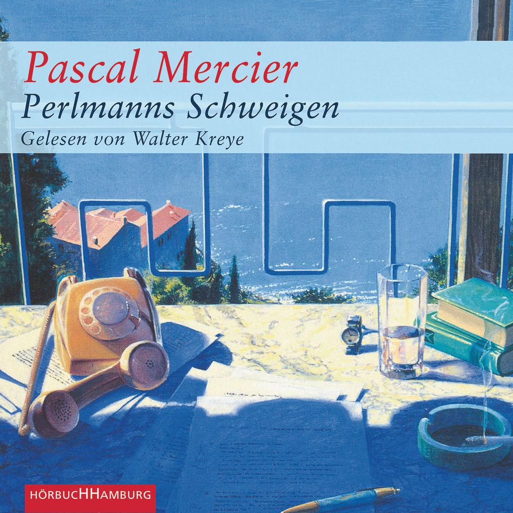 Perlmanns Schweigen als Hörbuch Download