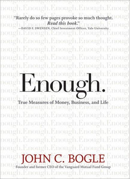 Enough.: True Measures of Money, Business, and Life als Buch (gebunden)