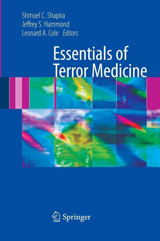 Essentials of Terror Medicine als Buch (gebunden)