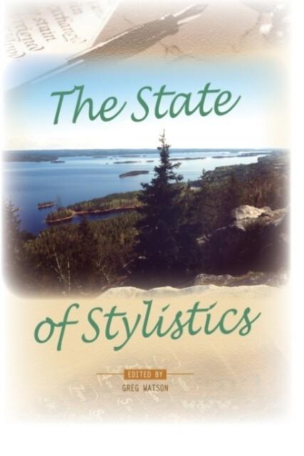 The State of Stylistics als Buch (gebunden)