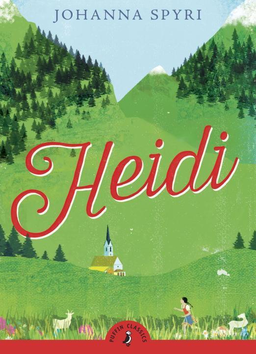 Heidi als Taschenbuch