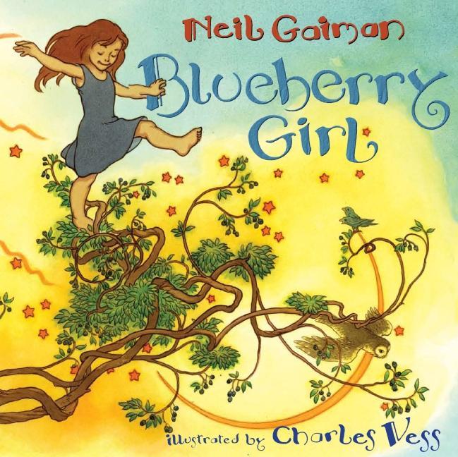 Blueberry Girl als Buch (gebunden)