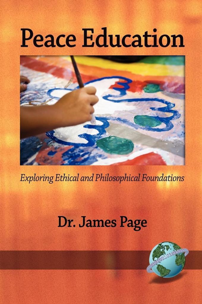Peace Education als Taschenbuch