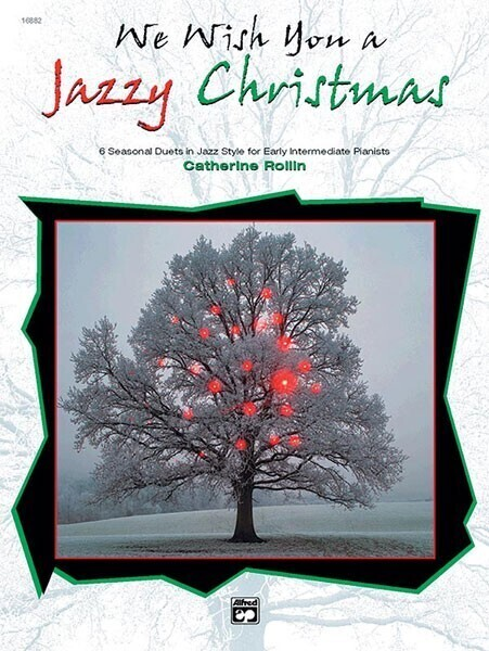 We Wish You a Jazzy Christmas als Taschenbuch