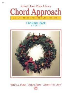 Alfred's Basic Chord Approach Christmas, Bk 1 als Taschenbuch