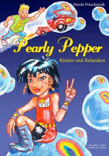 Pearly Pepper als Buch (kartoniert)