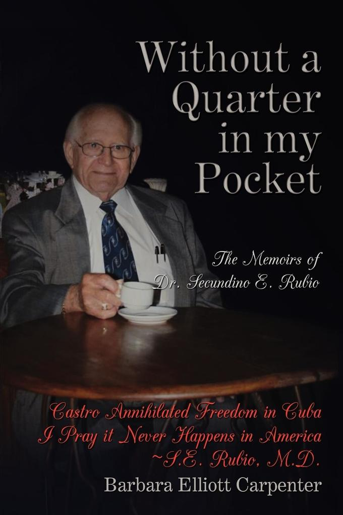 Without a Quarter in My Pocket als Taschenbuch