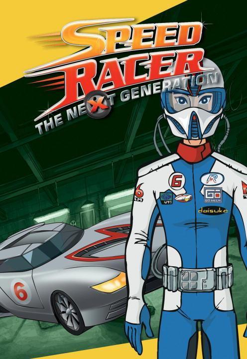 Speed Racer: The Next Generation Animated, Volume 3 als Taschenbuch