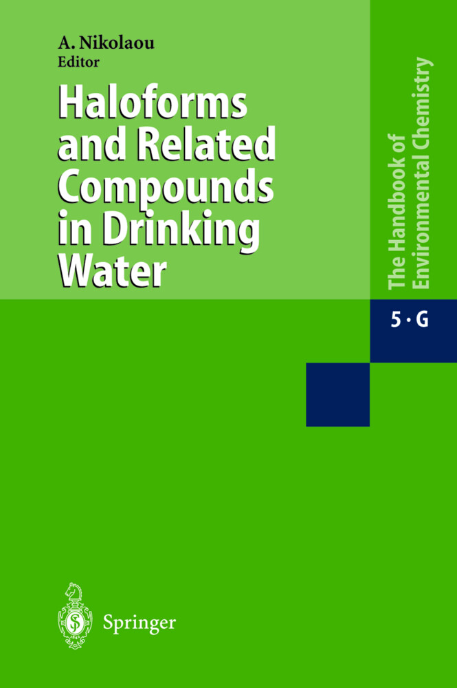 Haloforms and Related Compounds in Drinking Water als Buch (gebunden)