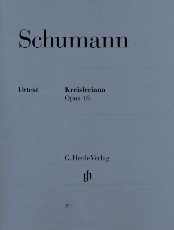 Kreisleriana op. 16 als Buch (kartoniert)