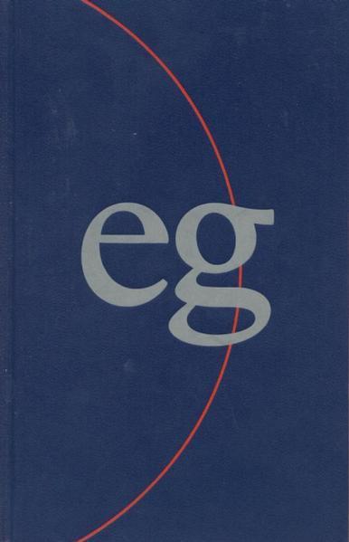 Evangelisches Gesangbuch. Ausgabe für die Evangelisch-reformierte Kirche. Normalausgabe blau als Buch (gebunden)