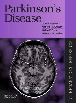Parkinson's Disease: Clinician's Desk Reference als Buch (gebunden)