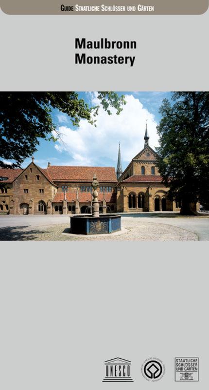 Maulbronn Monastery als Buch (kartoniert)