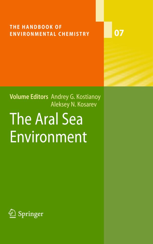 The Aral Sea Environment 7 als Buch (gebunden)