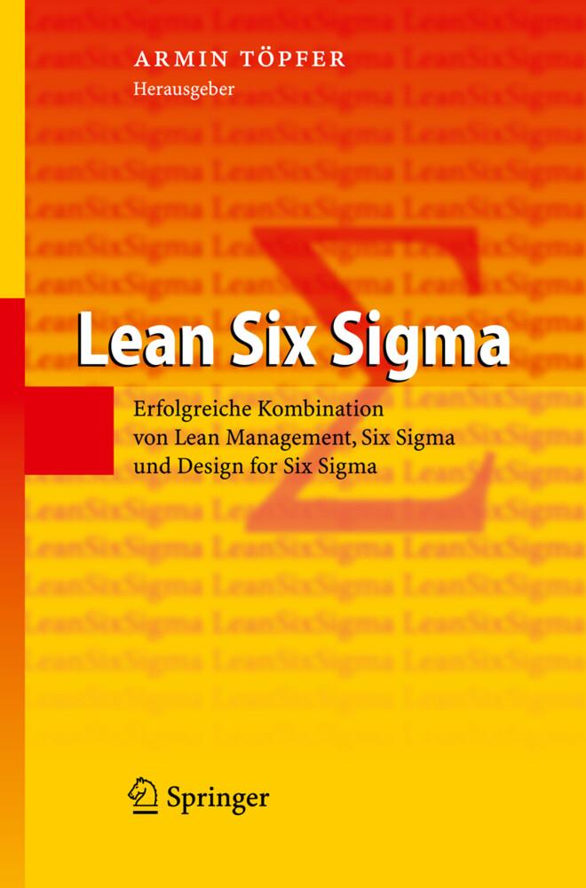 Lean Six Sigma als Buch (gebunden)