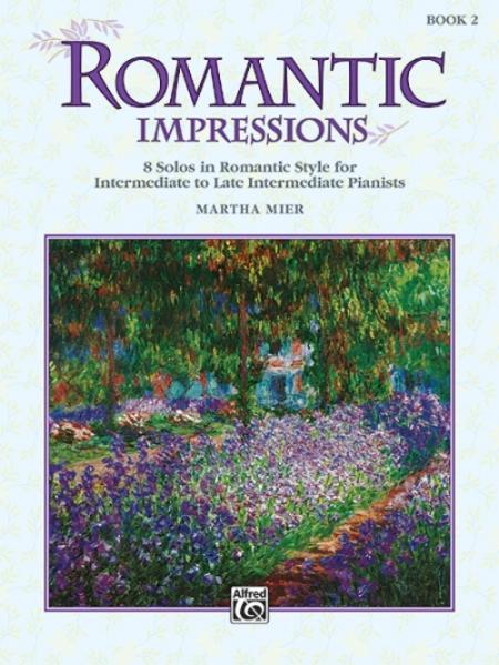 Romantic Impressions, Bk 2 als Taschenbuch