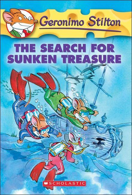 The Search for Sunken Treasure als Taschenbuch